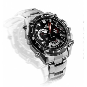 spy cameras - SWISS MILLITARY CLASS MP3 Spy Watch Camera in New Style ,High Resolution Spy Watch Camera DVR