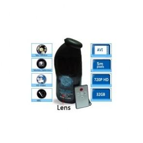 hidden cameras wireless bathroom - Men's Shower Gel Bathroom Spy Camera Motion Detection 720P DVR 32GB with Remote Control