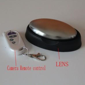 Soap Box Hidden Bathroom Spy Cams DVR - Steel Hand Soap Type Of Fish Hidden 720P HD Bathroom Spy Camera DVR 16GB Remote Control ON/OFF Motion Ativated | Toilet Cam | Hidden Toilet Cam | Hidden Toilet Cams | Toilet Cams | Toilet Spy | Spy Toilet