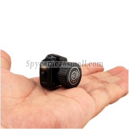 spy cameras - Mini DV with HD Hidden Camera+Motion Detection+72 Degree Angle View