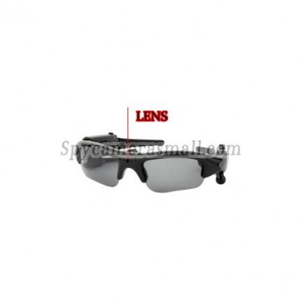 Spy Sunglasses Cameras - Spy Sunglasses Camera with MP3 Player (8GB)