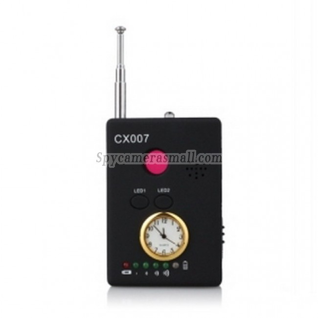 Wireless Surveillance Detector - Multi detector with Laser detection camera Radio detection range 5cm to 10m