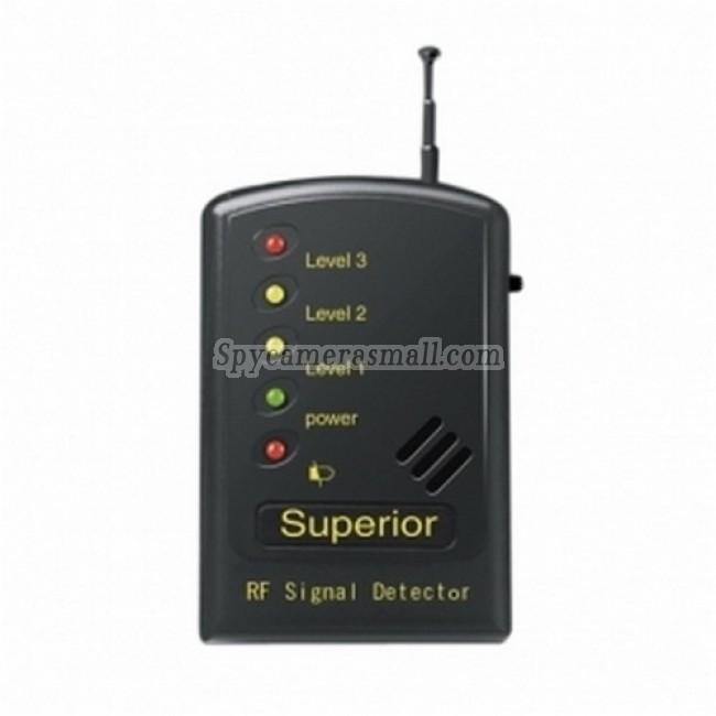 Wireless Surveillance Detector - Professional RF signal detector