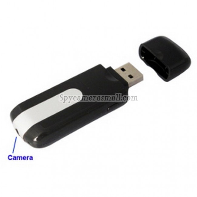 spy equipment - 1280 x 960 HD Mini Pinhole USB Flash Disk Style Digital Video Recorder Motion-Activated Hidden Camera