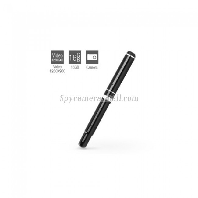 HD hidde Spy Pen Camera DVR - 16GB HD 1080P Spy Pen Camera With Concealed Lens Spy Pen Camcoder,Spy HD Pen Camera