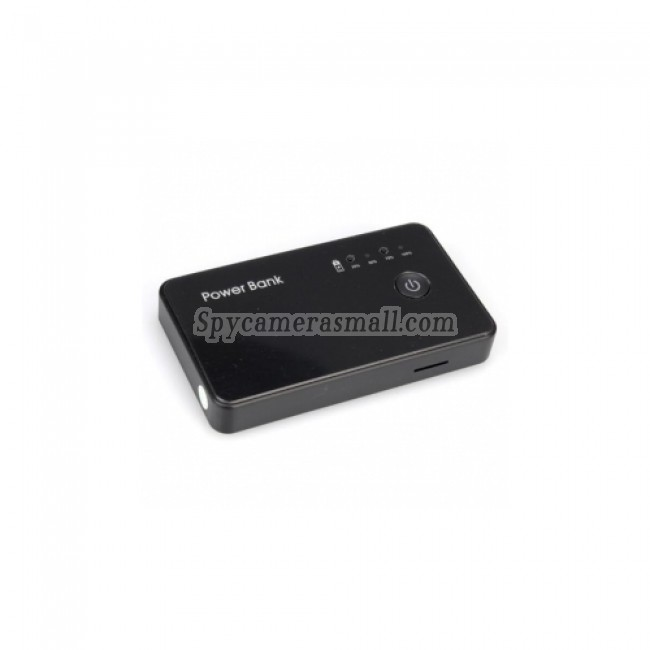 spy day - 3000Mah Battery Power Bank Design Hidden Camera With Motion Detect 1280 X 720