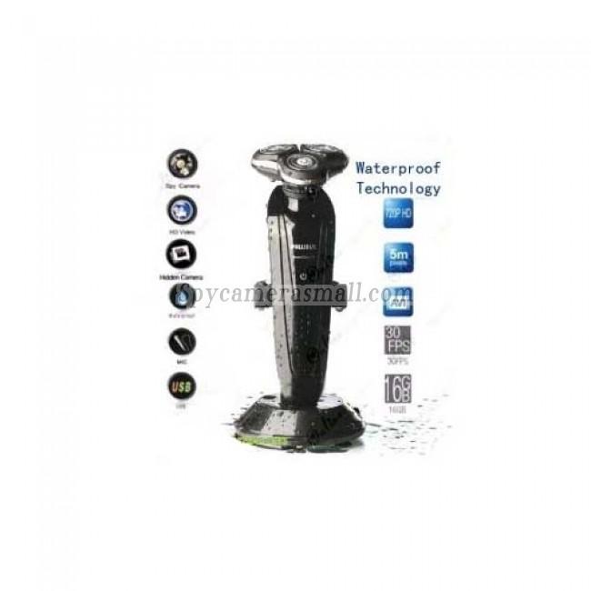 Nueva afeitadora camara oculta en baños de mujeres 16G DVR Full HD 720P