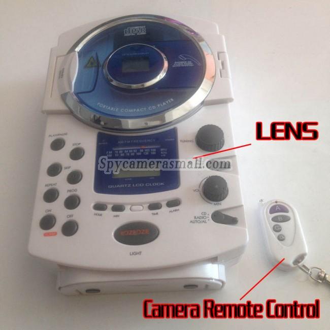 radio 2016 Impermeable bromas camara oculta en baño 16G DVR Full HD 720P con detector de movimiento mejores camara escondida